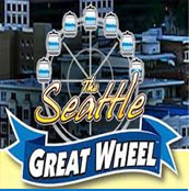 Airport Car to Seattle Great Wheel